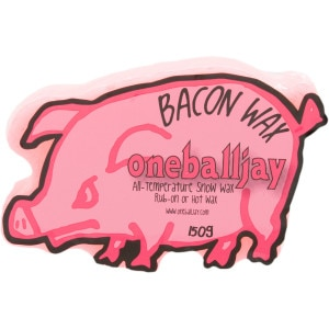 OneBallJay Bacon Pig Wax - 2009