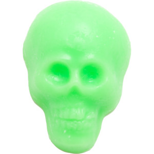 Toast Skull Shaped Wax
