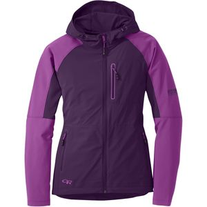 Ferrosi Hooded Softshell Jacket - Women's