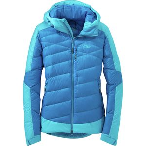 Diode Hooded Down Jacket - Women's