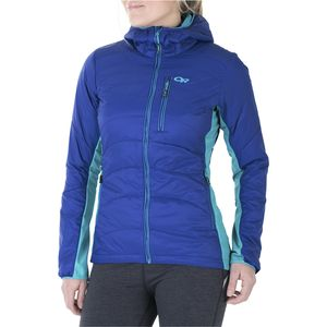Cathode Insulated Hooded Jacket - Women's