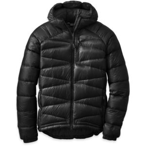 Incandescent Hooded Down Jacket - Men's