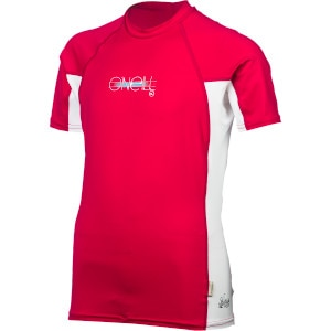 Skins Crew Rashguard - Short-Sleeve - Girls'