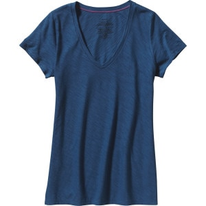 Patagonia Necessity V-Neck Shirt - Short-Sleeve - Women's