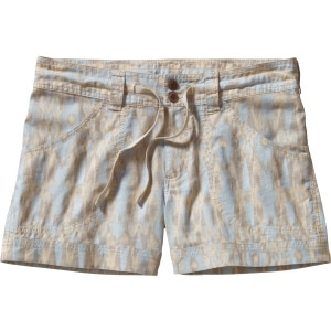 Patagonia Island Hemp Short - Women's