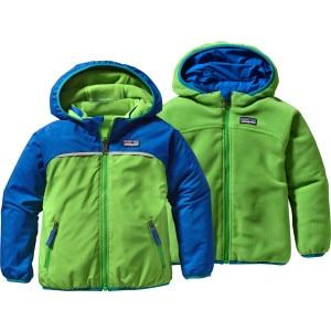 Patagonia Reversible Zip Along Jacket - Toddler Boys'