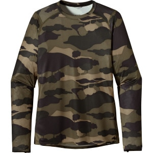 Capilene 1 Graphic Crew - Long-Sleeve - Men's