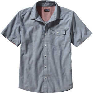 Patagonia Lightweight Chambray Shirt - Short-Sleeve - Men's