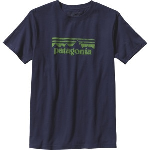 Patagonia Stamp Logo T-Shirt - Short-Sleeve - Men's