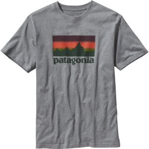 Patagonia Sunset Logo T-Shirt - Short-Sleeve - Men's