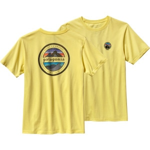 Patagonia Rivet Logo T-Shirt - Short-Sleeve - Men's
