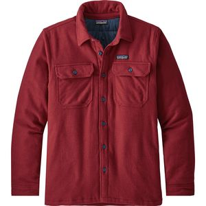 Insulated Fjord Flannel Jacket - Men's