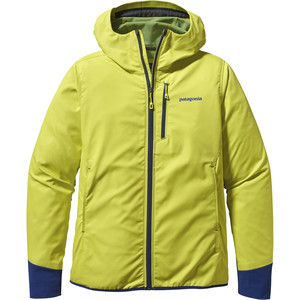 Patagonia Levitation Hooded Softshell Jacket - Men