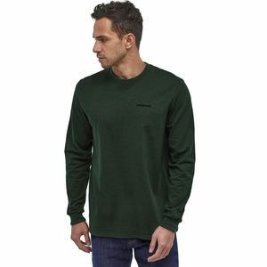 P-6 Logo Long-Sleeve Responsibili-T-Shirt - Men's