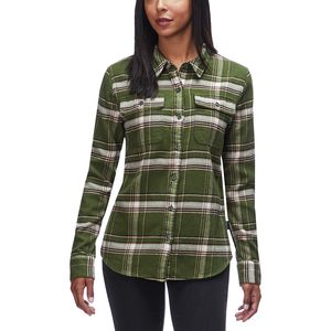 Fjord Long-Sleeve Flannel Shirt - Women's