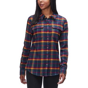 Fjord Flannel Shirt - Women's