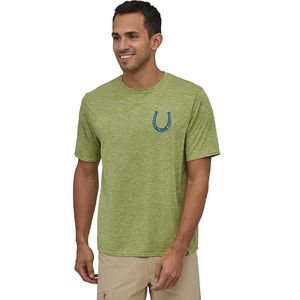 Capilene Cool Daily Graphic Short-Sleeve Shirt - Men's