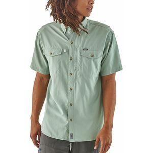 파타고니아 반팔 셔츠 Patagonia Sol Patrol II Short-Sleeve Shirt - Mens