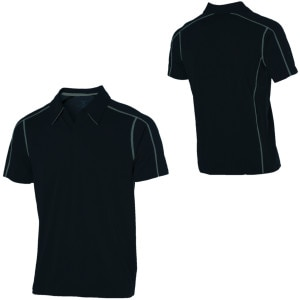 Stretch Polo Shirt - Short-Sleeve - Men's