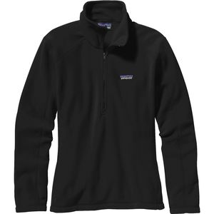 Micro-D 1/4-Zip Pullover - Long-Sleeve - Women's