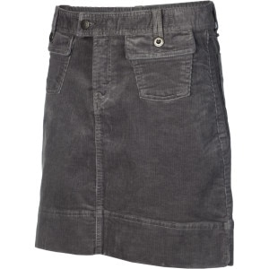 Corduroy Skirt - Women's
