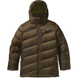 Parka Down Jacket - Boy's