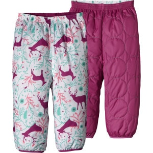Reversible Puff-Ball Pant - Infant Girls'