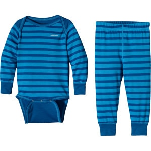Capilene 3 Midweight Set - Infant Boys'