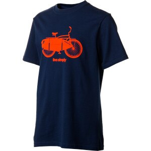 Live Simply Surf Bike T-Shirt - Short-Sleeve - Boys'