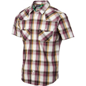 Three Trees Shirt - Short-Sleeve - Men's