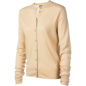 Merino Cardigan Sweater - Women's