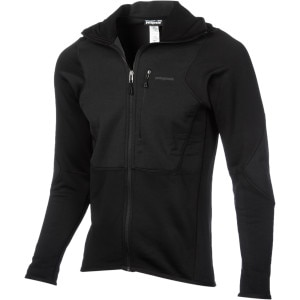 Piton Hybrid Hooded Fleece Jacket - Men's