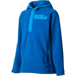 Lightweight Snap-T Hooded Fleece Jacket - Boys'