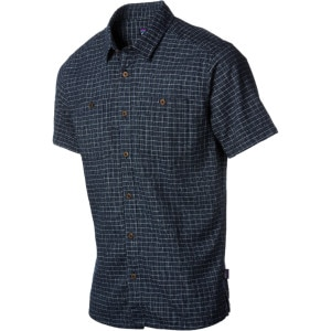 Migration Hemp Shirt - Short-Sleeve - Men's