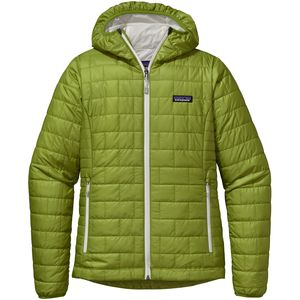 Nano Puff Hooded Insulated Jacket - Women's