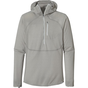 Capilene 4 Expedition Weight 1/4-Zip Hooded Top - Women's