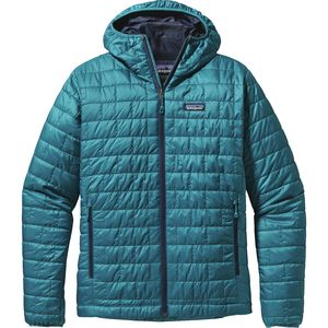 Nano Puff Hooded Insulated Jacket - Men's