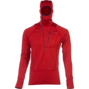 Patagonia R1 Fleece Hooded Pullover - Men's