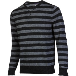 Wool Cask Crew Sweater - Men's