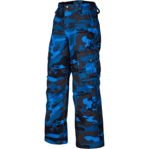 Paul Frank Skurvy Insulated Pant - Boys'