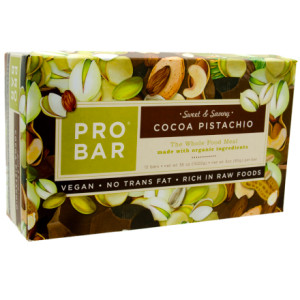 Cocoa Pistachio Sweet and Savory Bar - 12 Pack