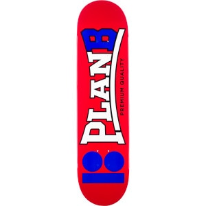 Plan B Team Skate Deck