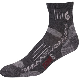 Hiking Tech Midweight Mini Crew Sock