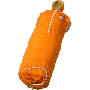 Nap Sack Wearable Sleeping Bag: One Season Synthetic