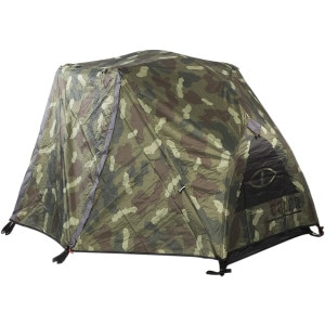 One Man Tent with Waterproof Rain Fly