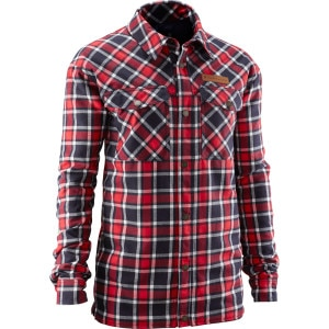 Lumber Flannel Shirt - Long-Sleeve - Men's