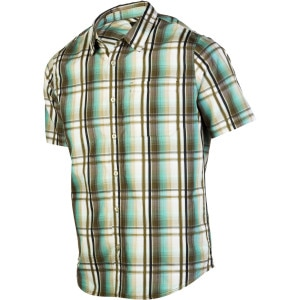 Duke Woven Shirt - Short-Sleeve - Men's
