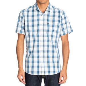 Quiksilver Everyday Check Shirt - Short-Sleeve - Men's