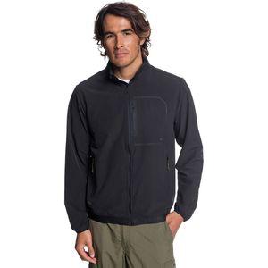 Quiksilver Water Resistant Hooded Paddle Jacket - Men