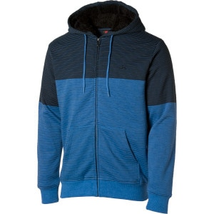 Quiksilver Pull In Full-Zip Hooded Sweatshirt - Men's - 2011